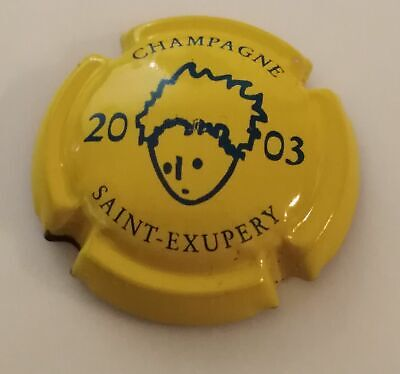 Capsule De Champagne CHARLEVILLE Collectionnite N° 10 Jaune 2003 • 1€